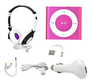 Apple 2GB iPod Shuffle with DJ-Style Headphones& Accessories - E284842