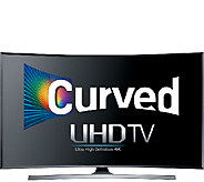 Samsung 55 Class 3D LED 4K Ultra HD Curved Smart TV - E287142