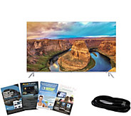 Samsung 65 Class 4K Ultra HD Smart TV with HDMI and App Pack - E288742