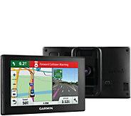 Garmin 5 DriveAssist GPS with Built-in Dash Cam - E291442