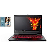 Lenovo 15.6 Gaming Laptop - Core i7, 16GB, 1TBHDD, 128GB SSD - E292142