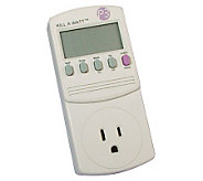 Kill-A-Watt Electricity Usage Monitor - E213743