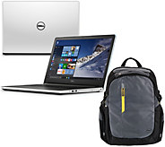 Dell 17 Laptop AMD Quad Core Windows10 1TB Backpack, Life Tech &Software - E228843