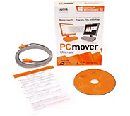 Laplink PC Mover w/ Transfer Cable - E229543
