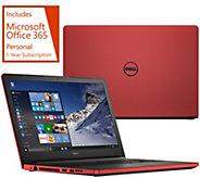 Dell 17 Laptop Windows 10 Intel 6thGen i3 12GB, 1TB, Tech & MS Office 365 - E230143