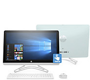 HP 24 Touch All-in-One PC Intel Core i3 1TB HDD w/ Tech Support - E231943