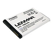 Lenmar PDABMS1 Cellular Phone Battery - BlackBerry Smartphones - E260343