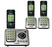 Vtech CS6629-3 Handset Cordless Answering System w/ Caller ID - E275143