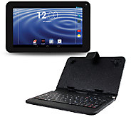 RCA 7 Tablet Android 4.4 Dual-Core 1GB with Ke yboard Case - E283443
