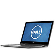 Dell 15.6 Touch Laptop - Intel i3, 4GB RAM, 500GB HDD - E289143