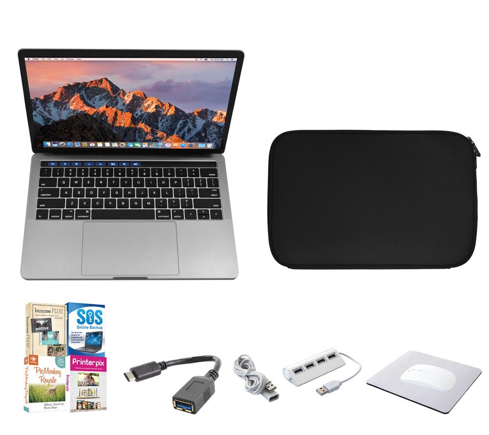 apple macbook pro 13 512gb with touch bar withsoftware. Black Bedroom Furniture Sets. Home Design Ideas