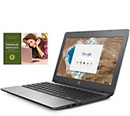 HP 11.6 Chromebook - Intel Celeron, 4GB RAM, 16GB eMMC - E291343