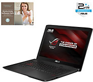 ASUS 15 ROG Gaming Laptop - Core i7, 16GB, 1TBHDD & Software - E285644