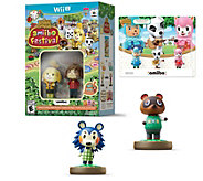 Animal Crossing Amiibo Festival Bundle with Seven Amiibos - E286544