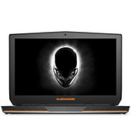 Dell Alienware 17 Laptop - Core i7, 16GB, 256GB SSD   1TB HD - E287444