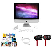 Apple iMac 21 with Beats urBeats Headphones &App Pack - E289644