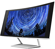 HP Envy 34 Curved LED Media Display - E289844