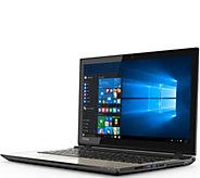 Toshiba 15.6 Touch Laptop A8 AMD Quad Cor 8GB RAM 1TB HDD - E229045
