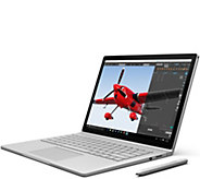 Microsoft 13.5 Surface Book Corei5 6th Gen, 8GB, 128GB SSD, PC Sleeve & Pen - E229545