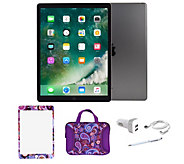 iPad Pro 9.7 Bundle w/ Sleeve, Car Charger, Stylus , and more - E231245