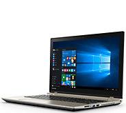 Toshiba 15.6 4K Touch Laptop - Core i7, 12GB RAM, 1TB HDD - E287845