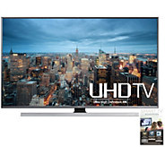 Samsung 60 Class LED 4K Ultra HD Smart TV withApp Pack - E288445