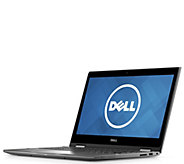 Dell 13.3 Touch 2-in-1 Laptop- Intel i5, 8GB RAM, 1TB HDD - E289045