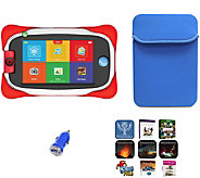 nabi Jr 5 Kids Android Tablet Bumper Case & App Package - E229846