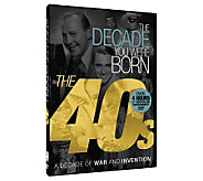 The Decade You Were Born - 1940s DVD - E264946
