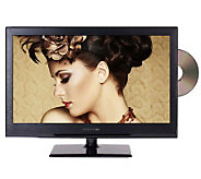 Sceptre 24 Class 60Hz LED 1080p HDTV with Built-In DVD Playe - E268246