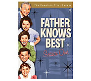 Father Knows Best: Season One 4-Disc DVD Set - E270246
