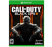 Call of Duty: Black Ops III Game - Xbox One - E283646