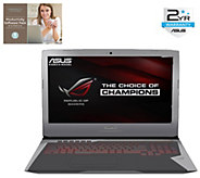ASUS 17 ROG Gaming Laptop - Core i7, 16GB, 1TBHDD & Software - E285646