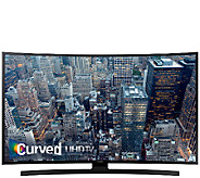 Samsung 55 LED 4K Ultra HD Curved Smart TV - E287346