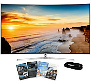 Samsung 65 Class LED 4K SUHD Smart TV with HDMI and App Pack - E288746
