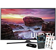 Samsung 55 Class 4K LED Smart Ultra HDTV - E292746