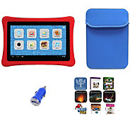 nabi 2S 7 Kids Tablet with Case & Software Pack - E229847