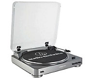 Audio Technica AT-PL60 Fully Automatic Belt-Drive Turntable - E256747