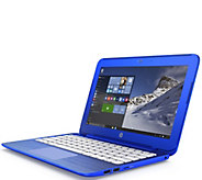 HP 11 Stream Laptop - 2GB RAM, 32GB Office 365& Software - E285447