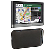 Garmin Nuvi 2597LMT & Iessential Universal SoftCarry Case - E286447