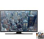 Samsung 65 Class LED 4K Ultra HD Smart TV withHDMI, App Pack - E288447