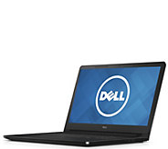Dell 15.6 Laptop - Intel, 4GB RAM, 500GB HDD - E289147