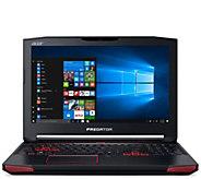 Acer Predator 15.6 Laptop - i7, 16GB RAM, 1TBHDD, GTX 1060 - E290147