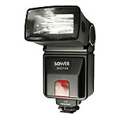 Bower Flash - Compatible with Canon EOS E-TTL I/II - E206848