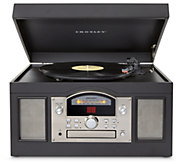 Crosley Archiver 3-Speed USB-Enabled Entertainment Center - E283248