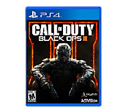 Call of Duty: Black Ops III Game - Sony PlayStation 4 - E283648