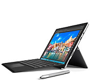 Microsoft Surface Pro 4 - i7, 8GB, 256GB w/ Keyboard & Access. - E287948