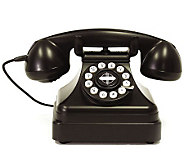 Crosley Kettle Classics Desk Phone - Black - E213949