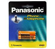 Panasonic NiMH Rechargeable Batteries for Cordless Phones - E251349