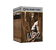 Jazz DVD 10-Disc Set - E265549